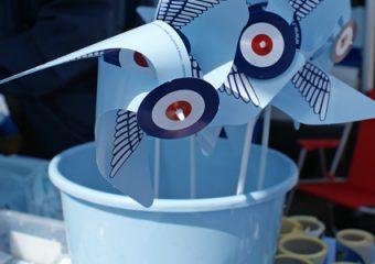 Flight windmill